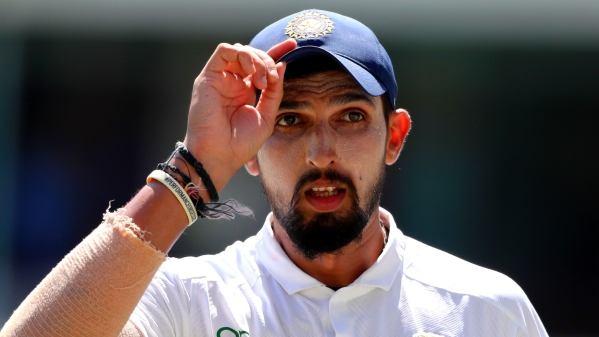 If ever there was a time to laud the arrival of 'young' Ishant Sharma, it is now.