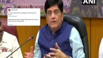 Piyush Goyal's 'Einstein-Gravity' Remark Has Twitter Falling Over