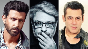 Hrithik might replace Salman in <i>Inshallah</i>.