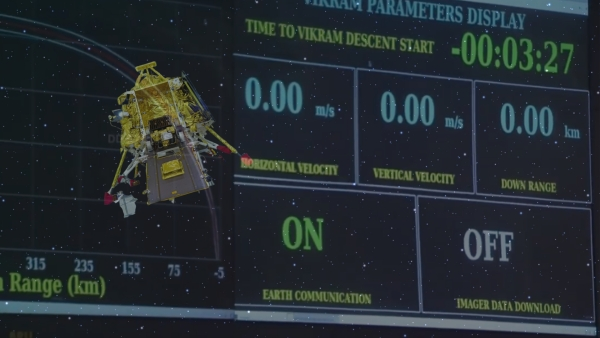 Chandrayaan-2: What Went Wrong In The Final Moments