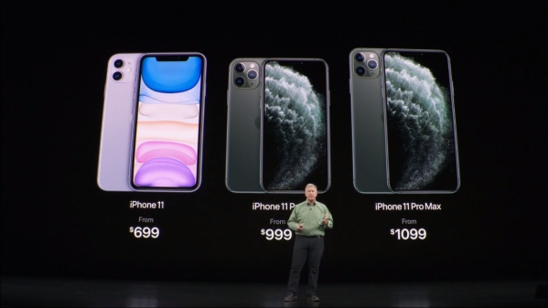 Apple iPhone 11 & 11 Pro Launched in India, Starting at Rs 64,900
