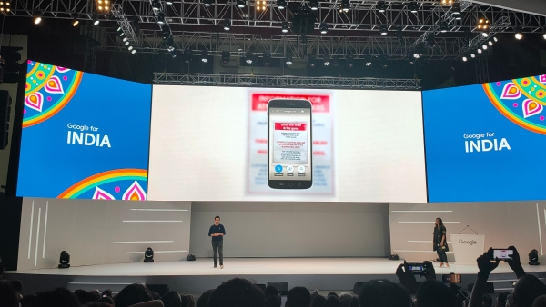 Translate option getting new features on Google Lens for mobile.