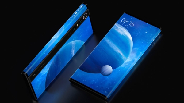 Xiaomi's Mi Mix Alpha Smartphone Packs a Screen On Both the Sides