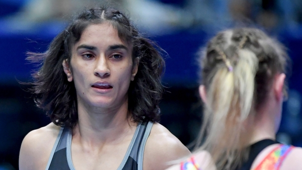Vinesh Phogat's skills at the World Championships are being appreciated by rivals and coaches.