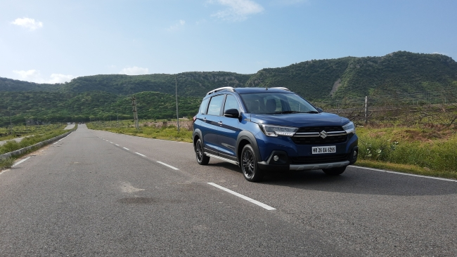 Maruti Suzuki XL6 First-Drive Review: Ertiga's Better-Looking Twin