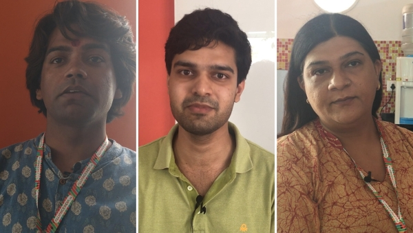 Members of the LGBTQIA+ community talk about their lives after the Section 377 verdict last year.