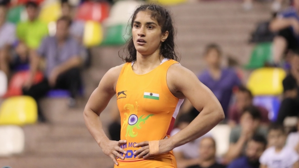 "Vinesh Phogat was pitted against Olympic bronze medallist Sofia Mattsson in the ""toughest possible"" draw for the World Championships."