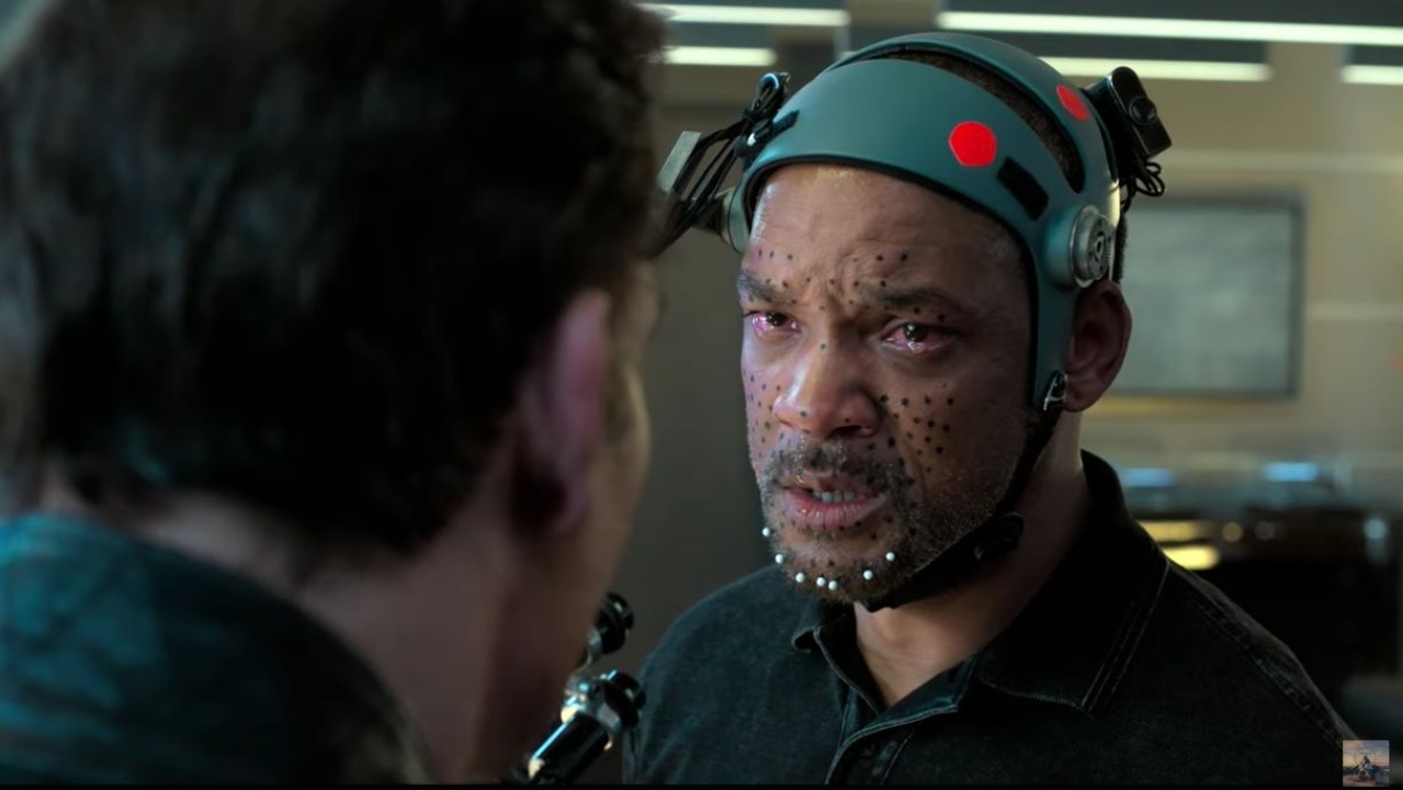 Will Smith plays a 23-year-old version of himself in <i>Gemini Man</i>.&nbsp;