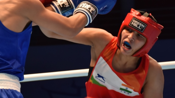 Debutant Manju Rani (48kg) will be vying for her maiden gold medal at the World Women's Boxing Championships today.