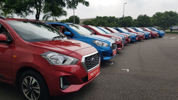 Datsun Go and Go Plus CVT Review: Affordable 'Real' Automatics?