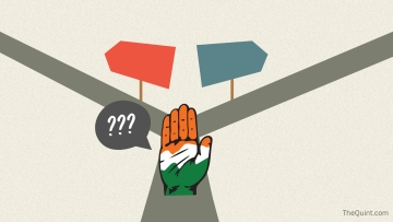 The exit polls for Maharashtra and Haryana Assembly elections have one clear takeaway –  the Congress is in deep trouble.