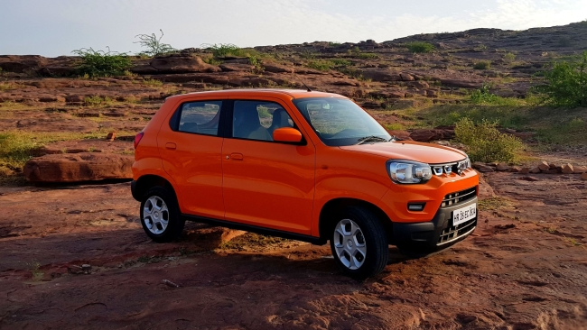 Maruti Suzuki S-Presso First-Drive Review: Is It A Mini SUV?