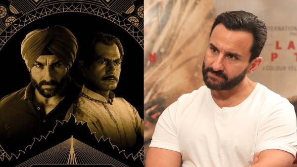 Saif Ali Khan says he was a little disappointed with <i>Sacred Games 2.</i>