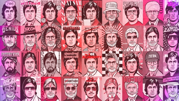 Anthony Gonsalves to Auro, The Many Unforgettable Faces of Big B