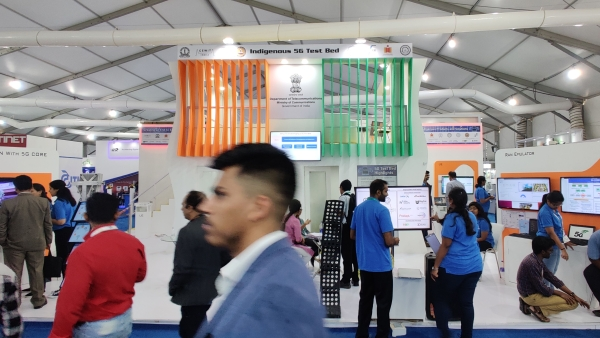 5G was a big part of the India Mobile Congress 2019 once again.