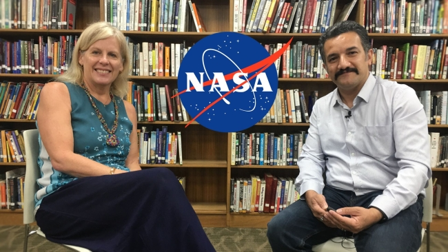 Talking Rocket Science, Moon & Mars Missions With A NASA Engineer