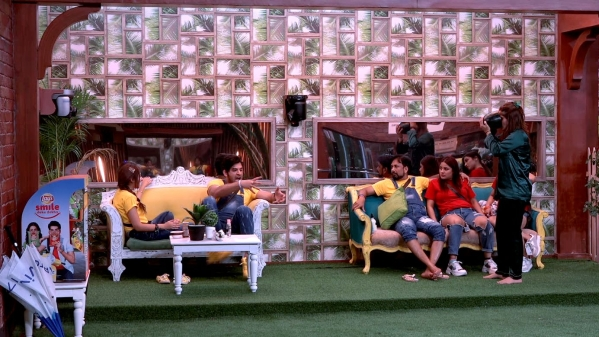 Drama reigns in the <i>Bigg Boss </i>house.