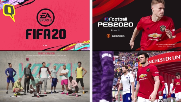 Fifa 20 or PES 2020? Which one is your favourite?
