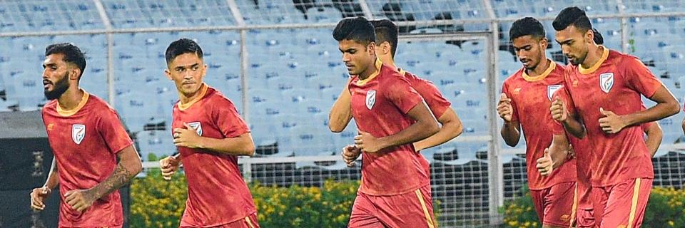 India Vs Bangladesh Football Live Streaming On Hotstarstar