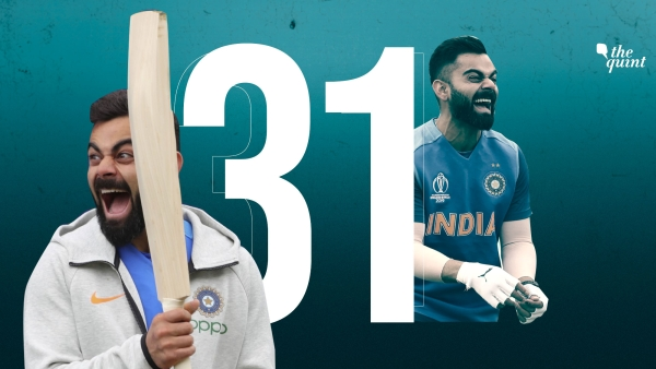 King of All Formats: Virat Kohli's 31 Records on His 31st B'day