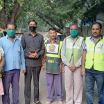 AQI 'Hazardous' in RK Puram – Are MCD Workers Safe In This Smog?