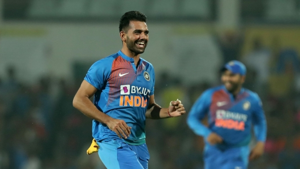 Medium-pacer Deepak Chahar followed up his hat-trick in the final India-Bangladesh T20 international with almost a repeat