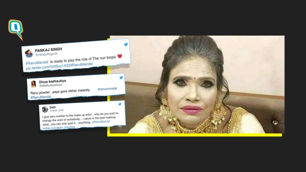 Bashing Ranu Mondal For Her Make-Up? Says A Little About You