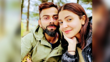 Anushka Sharma and Virat Kohli vacation in Bhutan.