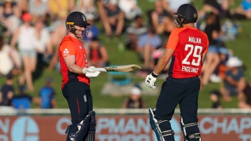 The 182-run partnership between Malan and Morgan for the third wicket is now the highest ever stand for the Three Lions across all wickets.