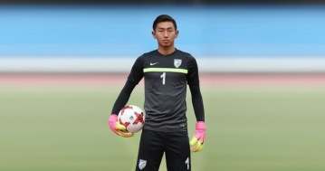Goalkeeper Dheeraj Singh Got Maiden Call up as India's World Cup Qualifier Match Against Afghanistan & Oman.
