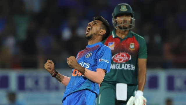 Leg-spinner Yuzvendra Chahal has been the pick among the Indian bowlers in the T20I series against Bangladesh till now.