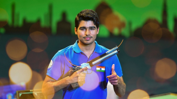 Saurabh Chaudhary is one of India's leading medal hopes in shooting at the 2020 Tokyo Olympics.
