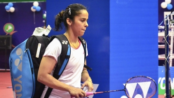 Image result for china open badminton saina defeat kashyap