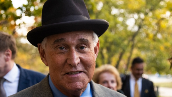 File image of Roger Stone.