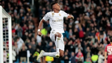 Real Madrid's 18-year-old sensation Rodrygo netted a hattrick in his team's 6-0 rout of Galatasaray