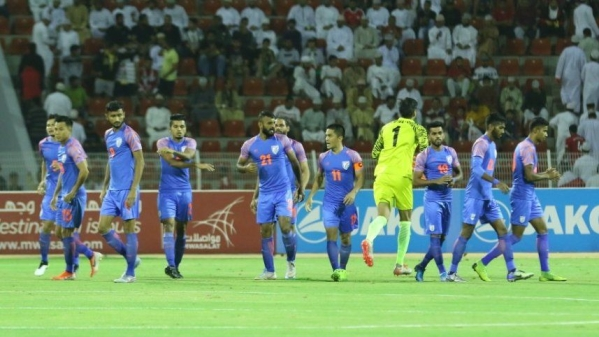 Oman defeated India 1-0 in the second leg of the FIFA 2022 World Cup Qualifiers.