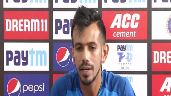 There is No Pressure on Us From Team Management: Chahal
