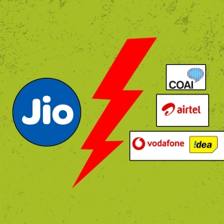 Reliance Jio is making sure that Airtel and Vodafone pay their dues.