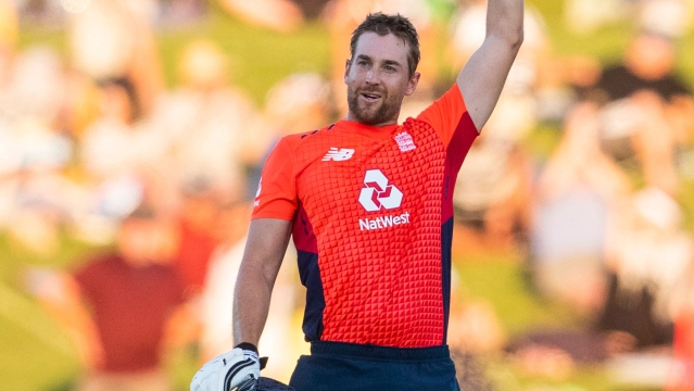 Dawid Malan reached his maiden T20I century off 48 balls, becoming the fastest centurion for England in T20 cricket.