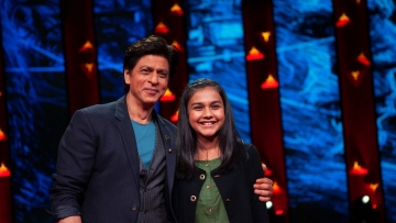 Shah Rukh is back with the second season of TED Talk's Nayi Baat.