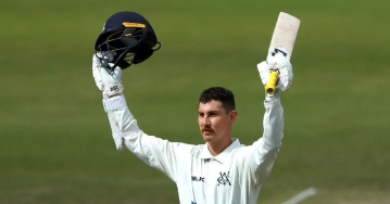 Nic Maddinson on Saturday pulled out of Australia A's clash against Pakistan in Perth.