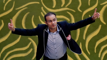 Sehwag has said he's in awe of the scoring spree Rohit Sharma is on.