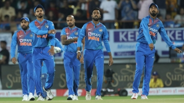 The three-match T20I series between India and Bangladesh is level at 1-1.