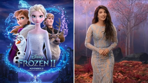 Priyanka Chopra and Parineeti Chopra will be voicing the characters of Disney's <i>Frozen 2. </i>