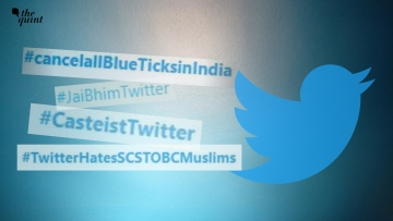 Trends on Twitter in the last week tells a story of an unheard-of caste assertion and pride in India.
