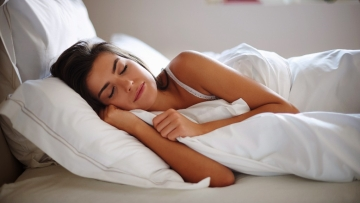 Sleeping more than nine hours per night during pregnancy may be associated with late stillbirth, suggests a new study.