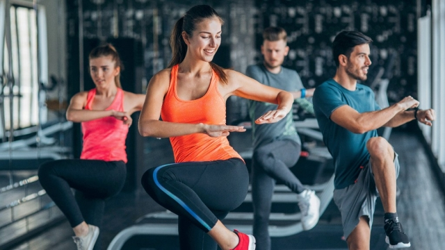 Group exercises prove to be better for your overall mental well-being.