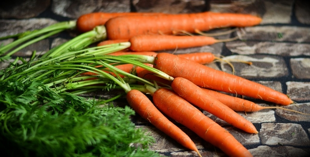 Carrots have been associated with stimulation since ancient times.