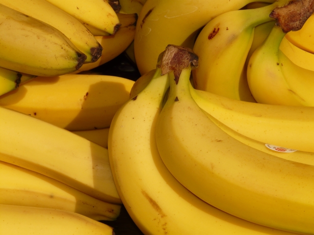 Bananas are loaded with B-complex vitamins, especially B6 and magnesium that soothes the nervous system.