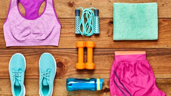 From the right kind of footwear and clothes to drinking water and grabbing a snack - how do you plan your workout?
